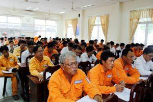 Huấn luyện an toàn điện theo Thông tư 31/2014/TT-BCT