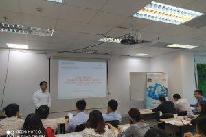 Khai giảng khóa đào tạo: Quản lý dự án CNTT theo chuẩn quốc tế PMI cho Viettel Hà Nội