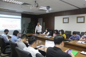 Khai mạc khóa đấu thầu qua mạng và cơ bản cho Tập đoàn Điện lực Việt Nam (EVNICT)
